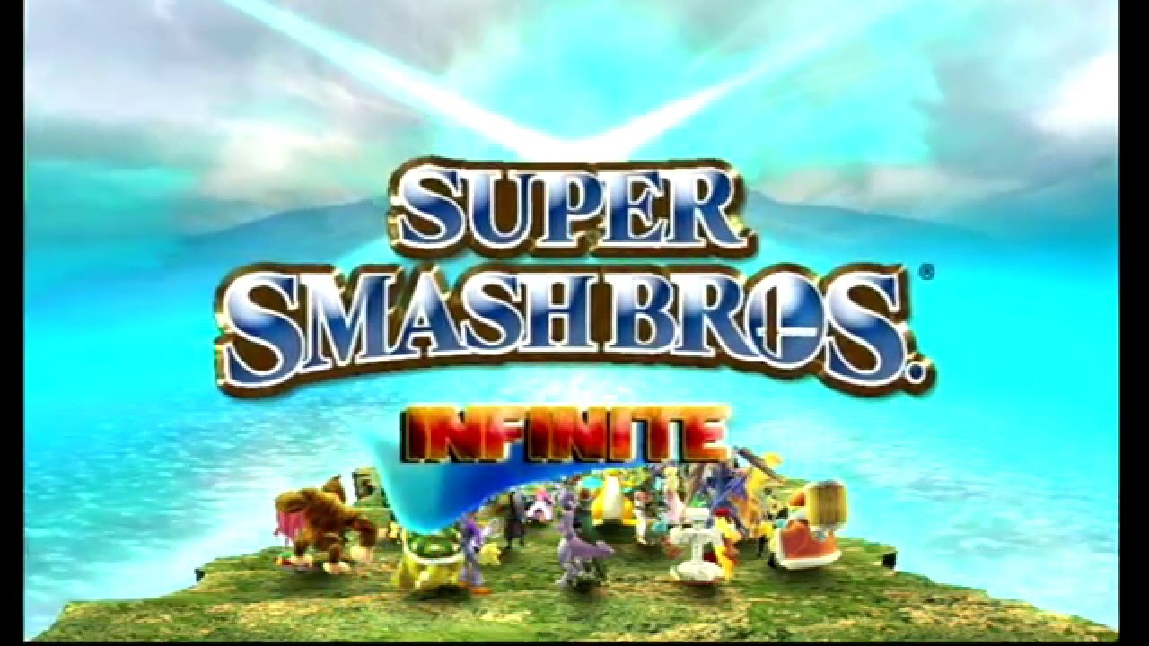 How to install super smash bros infinite hackless