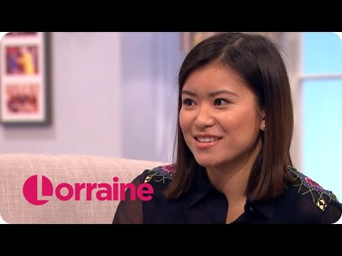 Harry Potter's Katie Leung On Her New Drama  Lorraine