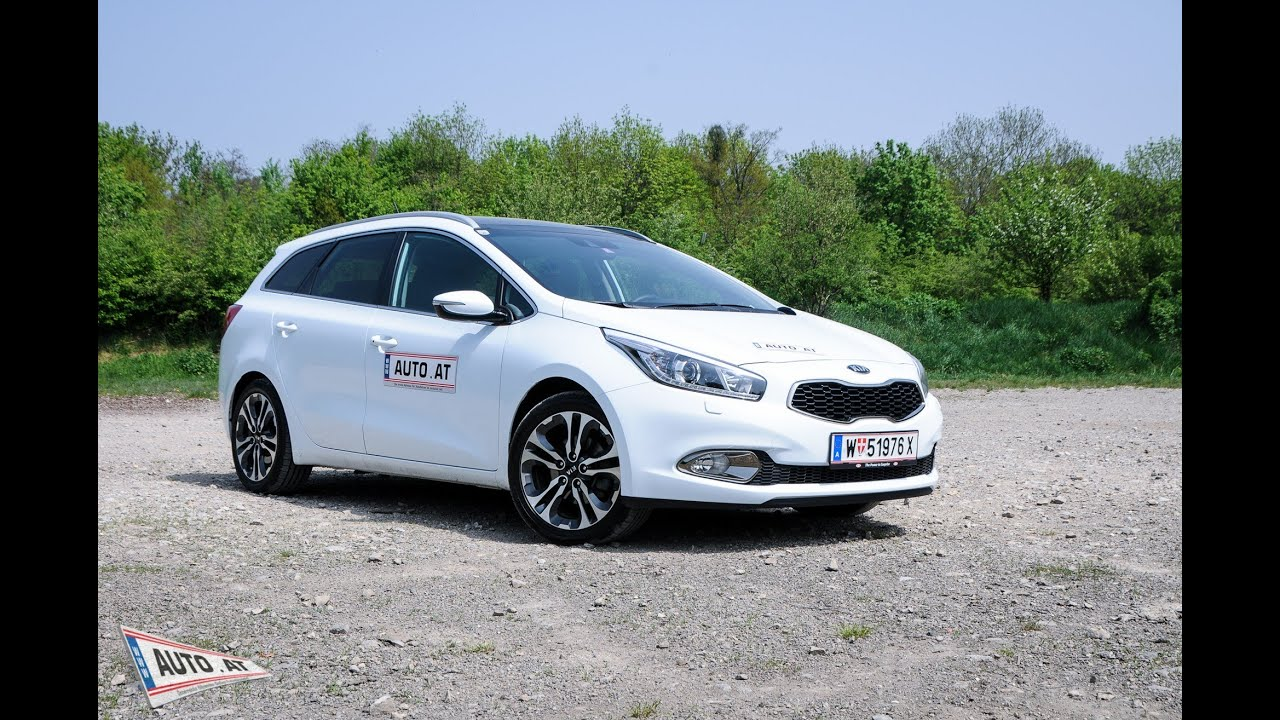 Kia Ceed SW im Test bei Auto.At - YouTube
