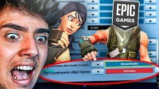 EPIC GAMES nos ha ocultado esta OPCIÓN...
