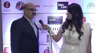 Suhas Tulijapurkar, Founder Director, Legasis Services   20th BETI FLO GR8 Women Awards 2020