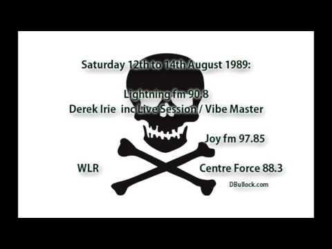 Various Pirates ~ 12-14/08/1989 ~ Pirate Radio [R043]