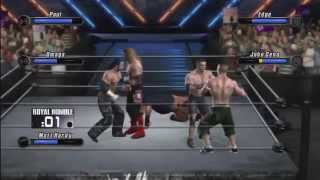 Royal Rumble SmackDown Vs. Raw 2008