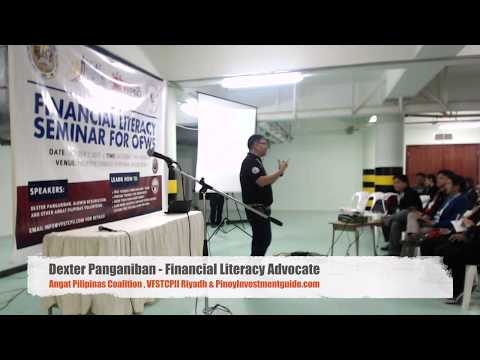 Financial Literacy Seminar : Steps to Financial Freedom