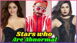 10 Bollywood Stars Who Are Not Normal