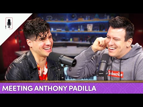 Anthony Padilla On Old Vs NEW YOUTUBE, GF Reveal, & Our Sneaky Tricks | Ep. 20 A Conversation With
