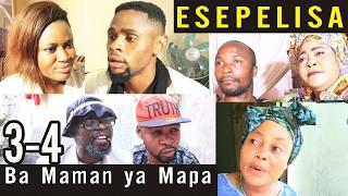 Ba Maman ya Mapa 3-4 Esepelisa - Herman, Barcelone,Sundiata,Ebakata,Fatou,Theresia,Top,Mayo,Kader