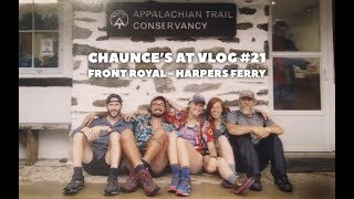 Chaunce's AT Vlog #21: Front Royal - Harpers Ferry
