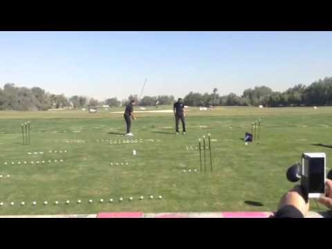 Qatar Masters golf tricks