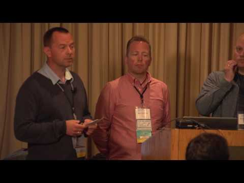 SATURN 2016 Talk: IoT in Statoil Present and Future