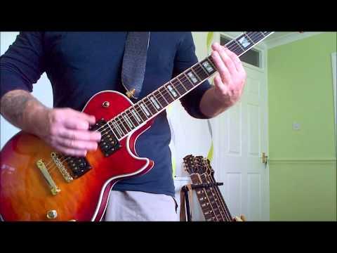 rammstein feuer frei guitar cover