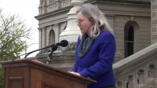Feminist History Discussed at Michigan United Against the War on Women Rally