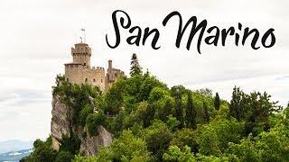 San Marino: A very small country inside Italy