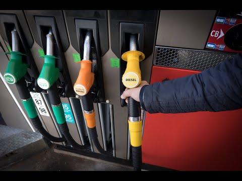 ABE : Prix de l'essence , le « coût de pompe » !