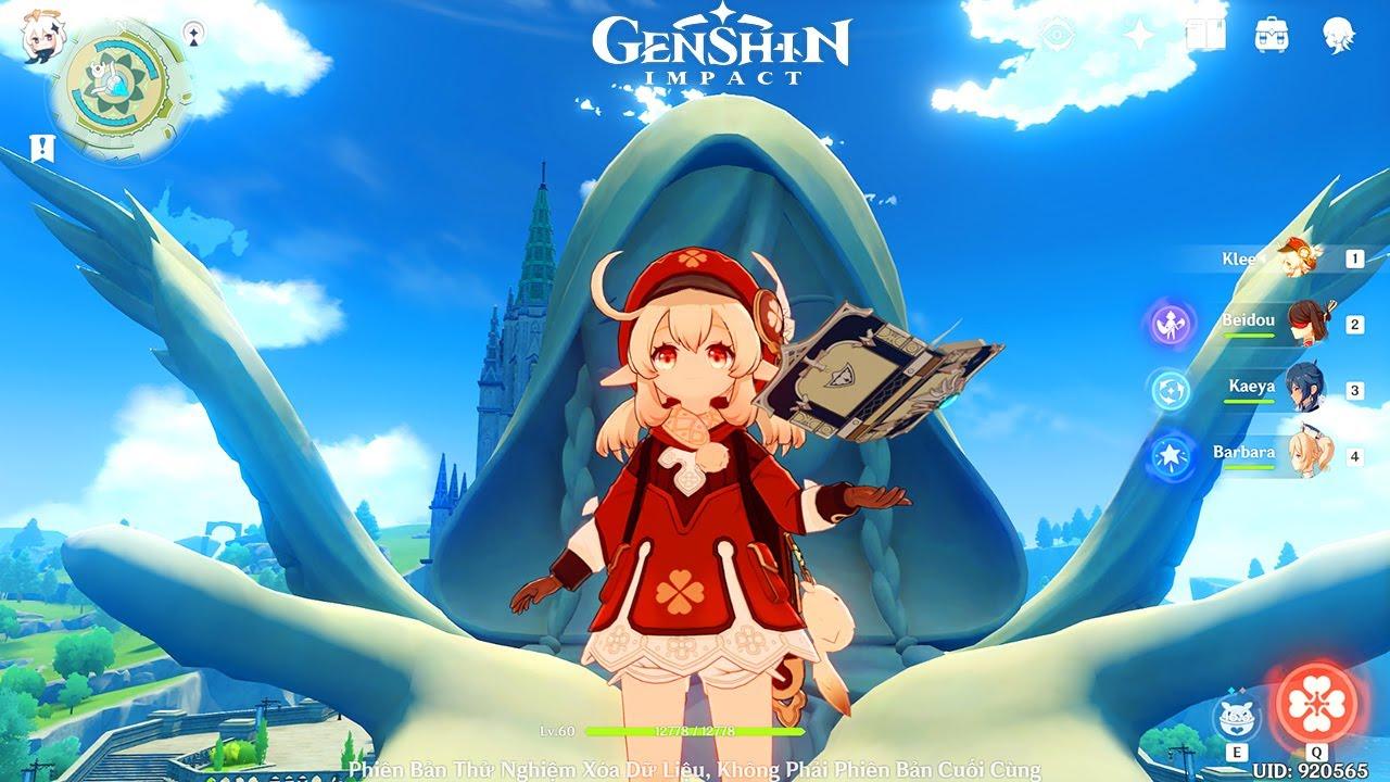 Genshin Impact Apk Terbaru