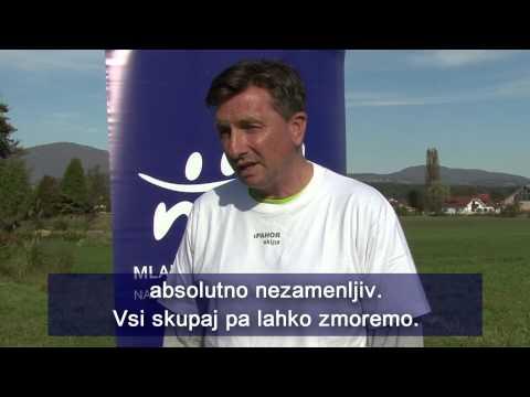 Predsedniški kandidati o mladih: Borut Pahor
