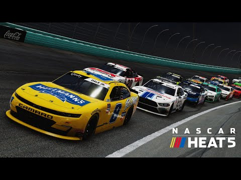 Nascar Heat 5 - 1 Lobby 3 Different Accounts - Ultimate Rage |