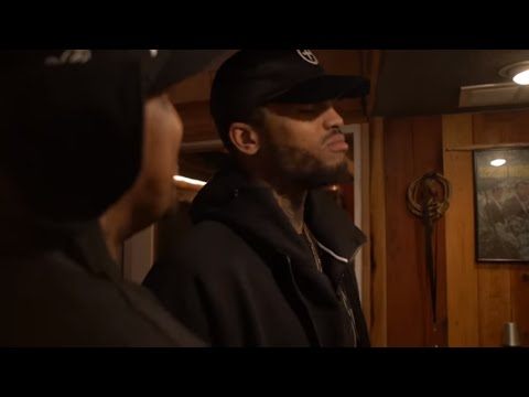DJ Paul x Dave East In-Studio Antics [#YOTS Vlog]