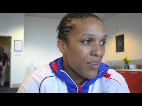 Londres 2012 Lucie championne olympique !