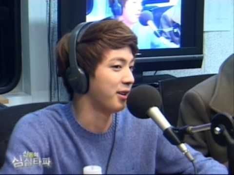 140227 BTS J-Hope Jimin Jin wake up call cut @ Simsimtapa