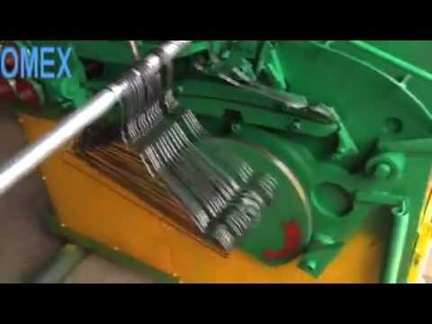 Metal Wire Hanger Making Machine