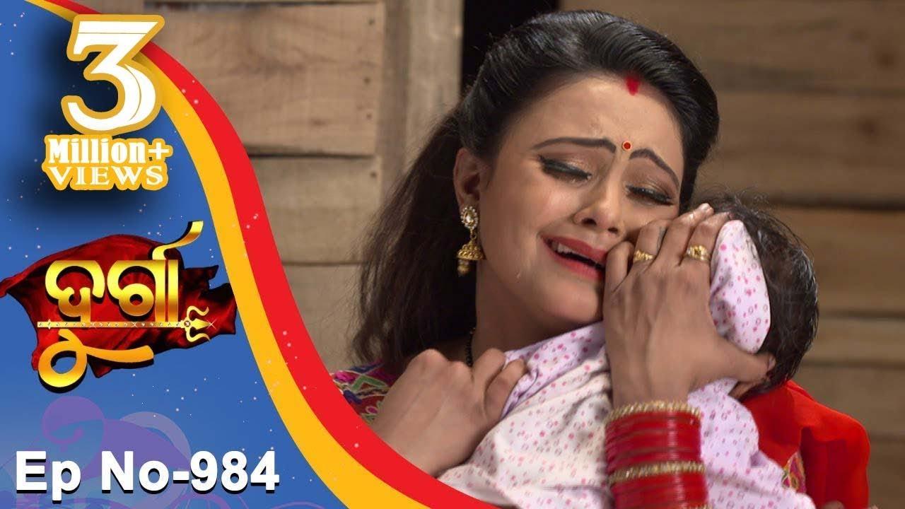 Download Durga | Full Ep 984 2nd Feb 2018 | Odia Serial - TarangTV
