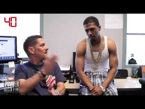 Nick Cannon Talks Trash About Kevin Hart | 60 Second Sports