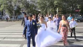 Свадьба Булат и Эржена
