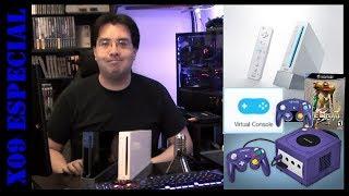 Emulacion Oficial en Nintendo Wii (Consola Virtual y GameCube)