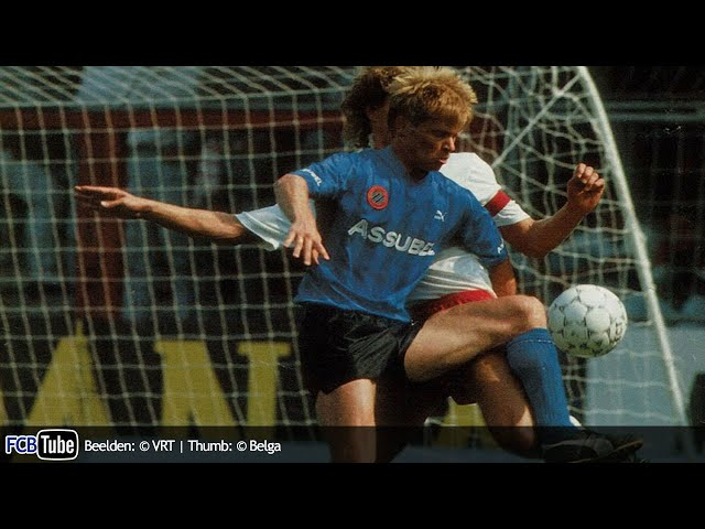 1991-1992 - Jupiler Pro League - 03. Club Brugge - KV Kortrijk 6-2