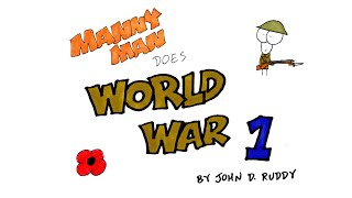 World War 1 in 6 Minutes