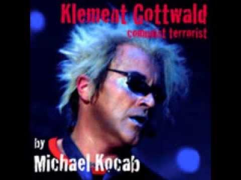 Michael Kocáb - Klement Gottwald-Communist Terrorist