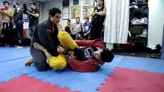 Dillon Danis vs BJJ Black Belt in Rio, 2016