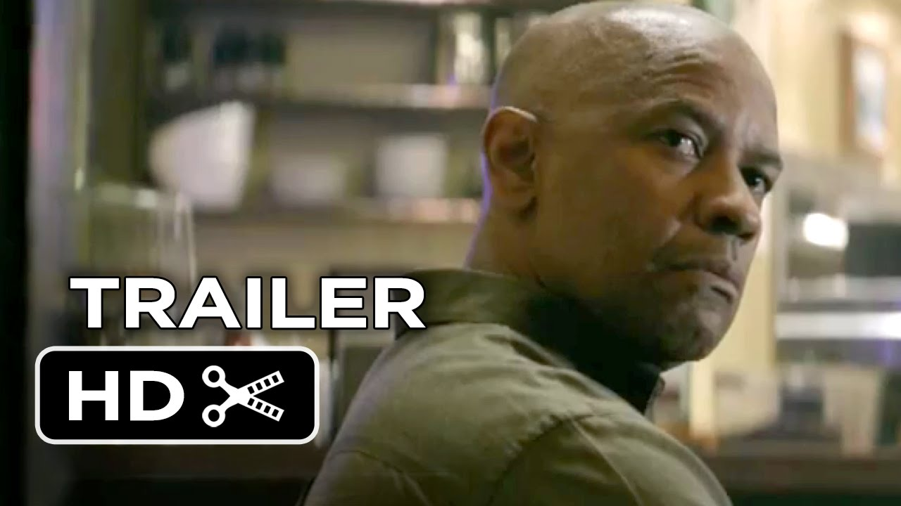 The Equalizer Official Trailer   Denzel Washington Movie Hd Youtube