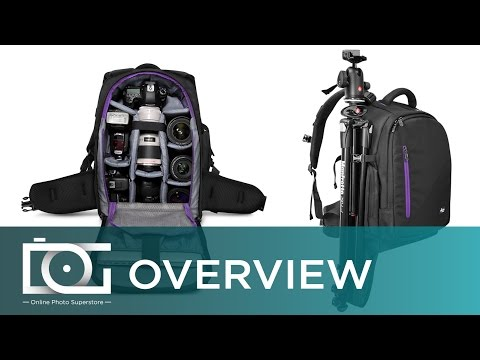 Altura Photo DSLR Camera Backpack Bag for Camera and Lens (Great Explorer) – Overview Video