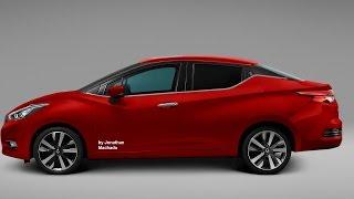 MAKING OF All-New 2019 Nissan Versa @ Almera Sunny March Micra Sedan #NISSAN