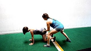 Partner Workouts - 23 Partner Exercises