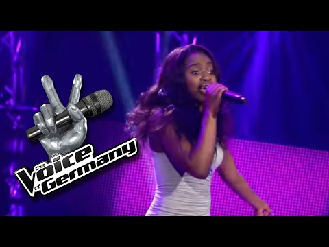 I Wanna Dance With Somebody - Whitney Houston   Ruth Lomboto   The Voice of Germany 2016   Audition