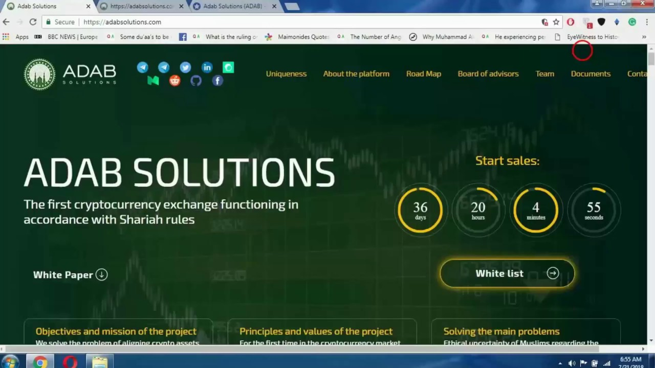 Image result for adabsolution ico