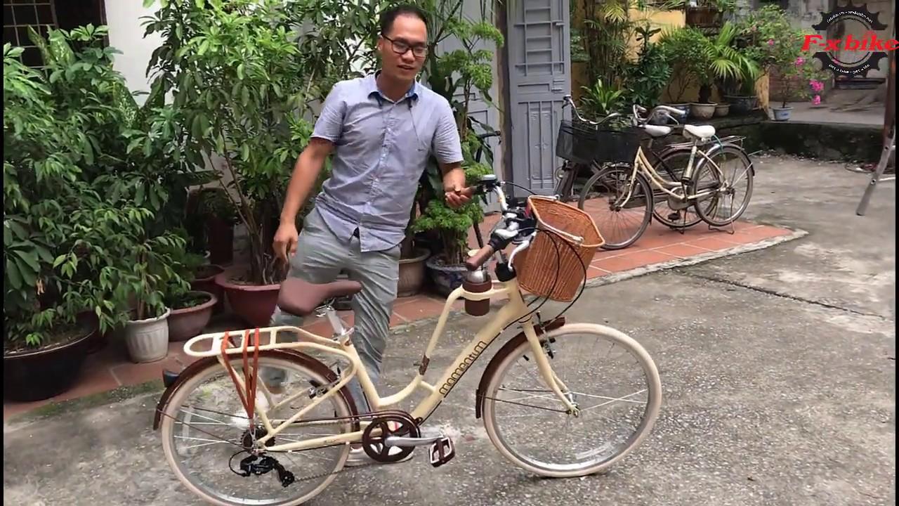 Xe Đạp Nữ Giant Ineed Latte (2020) kiểu dáng mới thời thượng, hiện đại | Tổng quát các nội dung nói về xe đạp nữ thời trang chính xác
