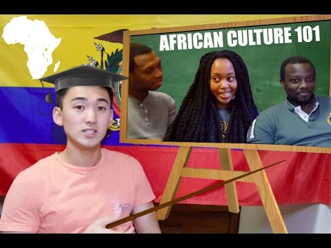 Learning about Cultures in Africa