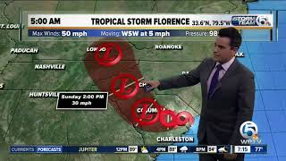 Florence update 9/15/18