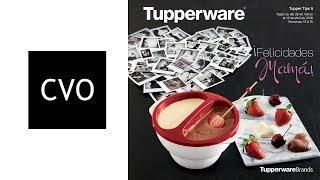 Catálogo Tupperware Tupper Tips 5 Marzo-Abril de 2018 de México