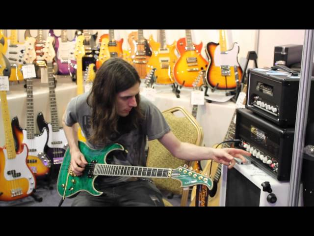 The Cassidy Music Company at The Great British Guitar Show 2014 - Episode 1 : Guitars