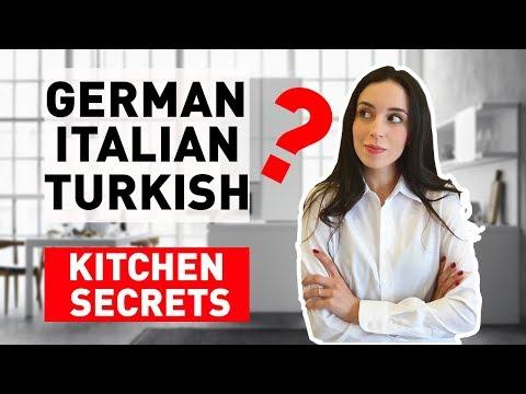 Kitchen Secrets Review Italian Vs German Vs Turkish Kitchens