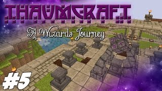 Thaumcraft 4.2 (1.7.10) - A Wizards Journey - Infusion Altar #5