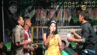 EDAN TURUN voc. nica ardilla - NAILA MUSIC Live Wlahar 09 April 2017