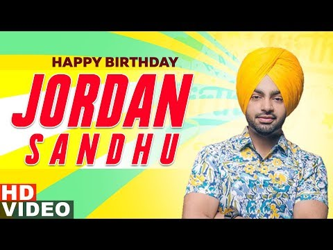 Birthday Wish | Jordan Sandhu | Birthday Special | Latest Punjabi Songs 2019 | Speed Records