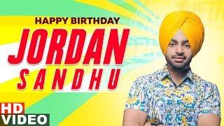 Birthday Wish | Jordan Sandhu | Birthday Special | Latest Punjabi Songs 2019 | Speed Records
