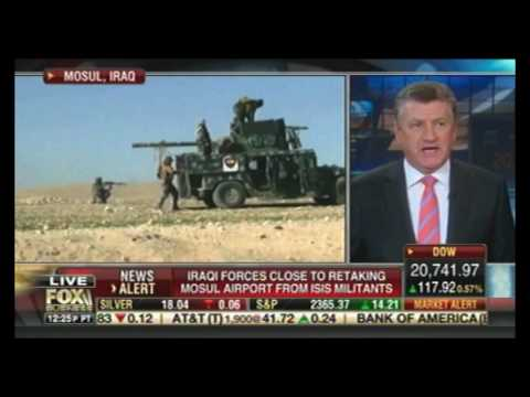 John Hannah on Mosul, Russia and North Korea on Countdown to the Closing Bell